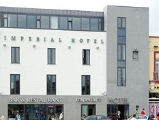 The Imperial Hotel, Eyre Square, Galway, Ireland.