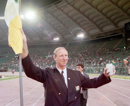 Jack Charlton RIP. Former Republic of Ireland Manager Irish Pubs salutes you